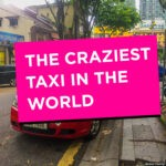 The craziest taxi in the world